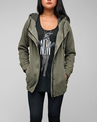 The Want List: Jackets & Jackets!