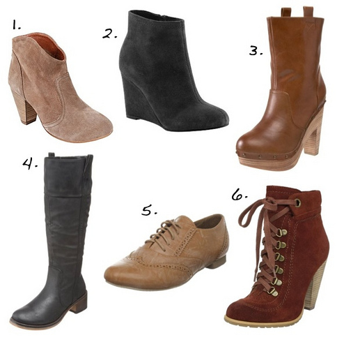 e91a25a45027c Lust List: Back to Basics Boots and Shoes! - Blonde Bedhead