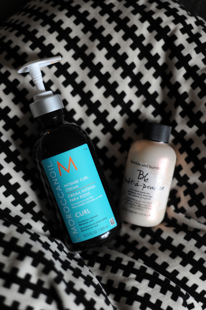 My Hair & Skin Musthaves