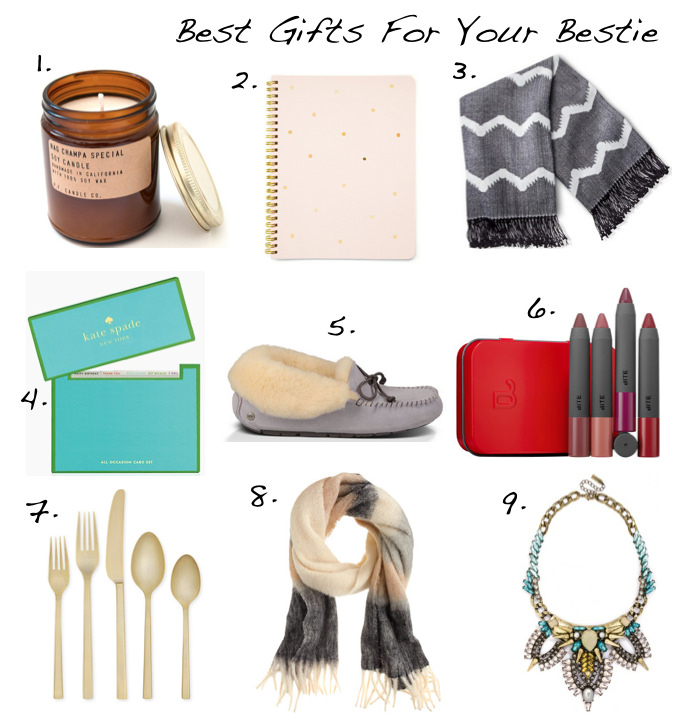 Holiday Gift Guide: Best Gifts For Your Bestie