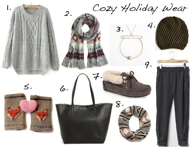 Lust List: Cozy Holiday Wear Under $100!