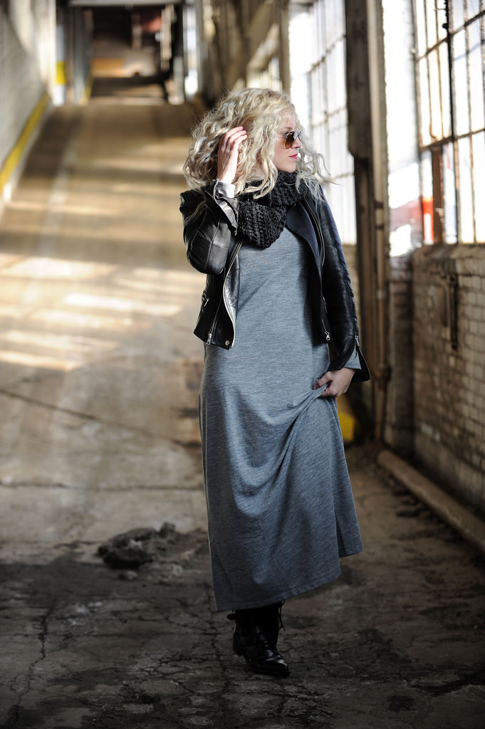 Cold Weather Maxi