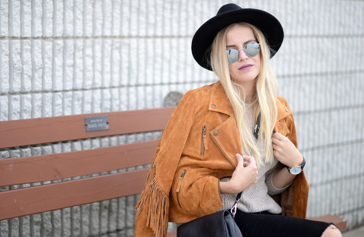 Styling Suede for Fall