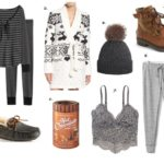 Cold Weather Lounging: Shopping Guide
