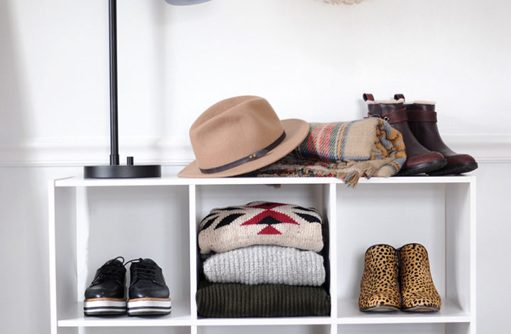 How To Organize Your Winter Essentials