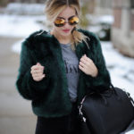 Jeans and Sneakers and Faux Fur