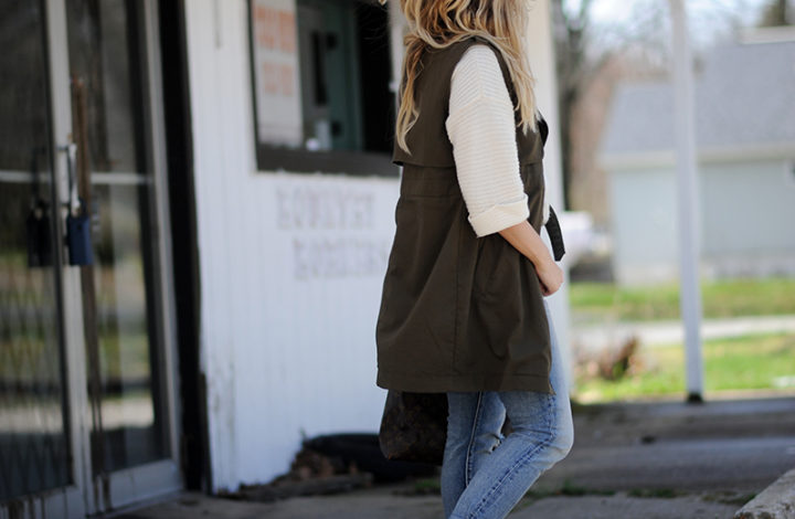 Layered for Spring