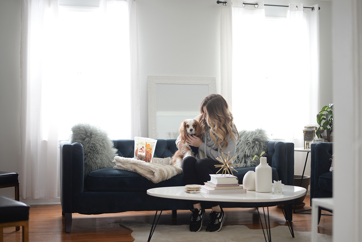How I Convinced My Picky Eater Pup to Eat - Blonde Bedhead